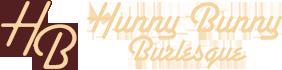 Hunny Bunny Burlesque Logo